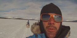OD 2014 Fjällräven Polar Hundeschlittenrennen