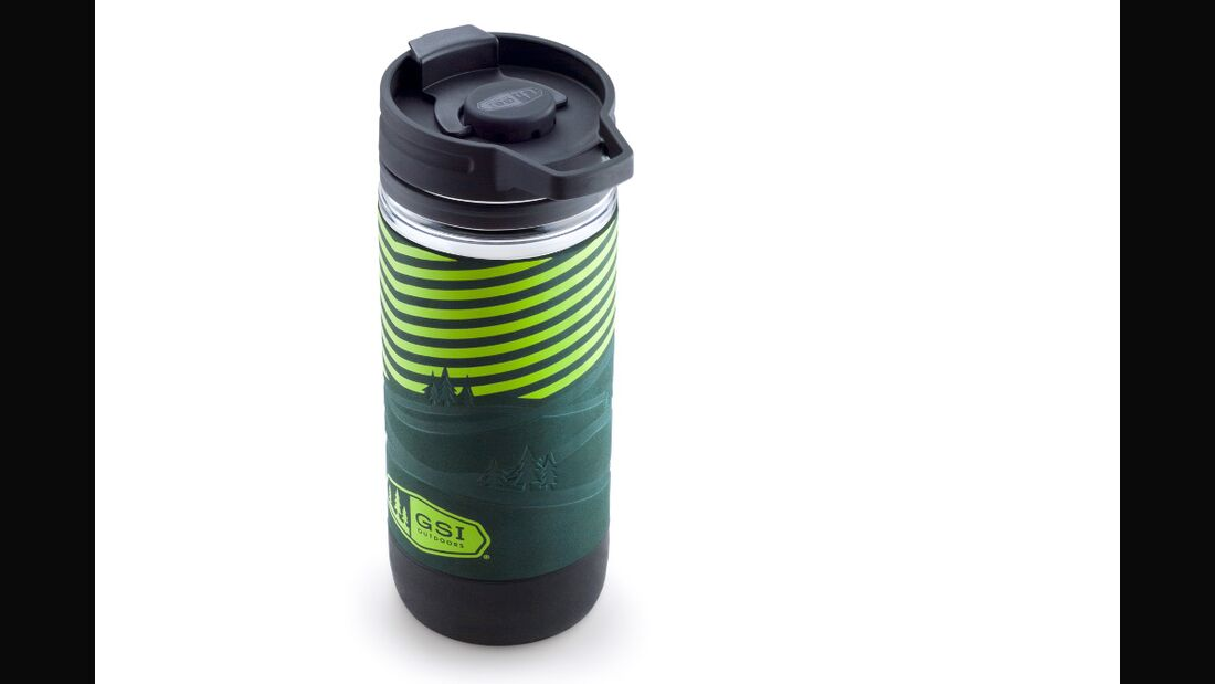 OD 2014 Gsi Outdoors Kaffee Becher Commuter Java Press Kaffeemaschine