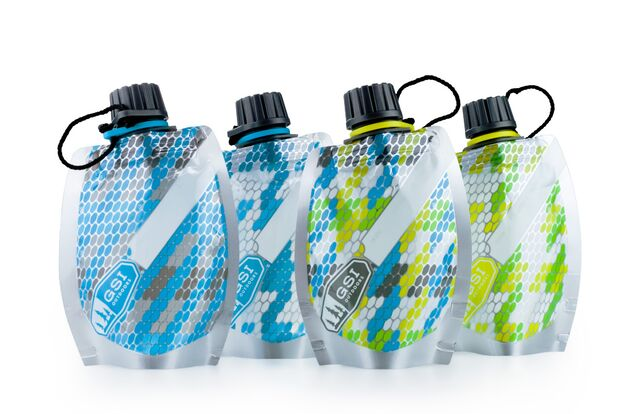 OD 2014 Gsi Outdoors Soft Sided Travelbottles Faltflasche