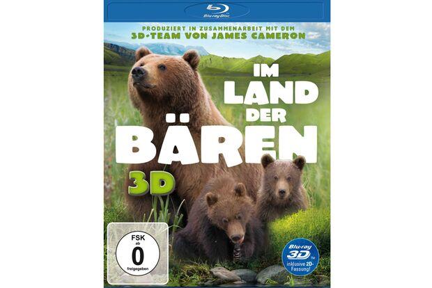 OD 2014 Im Land der Bären Film DVD