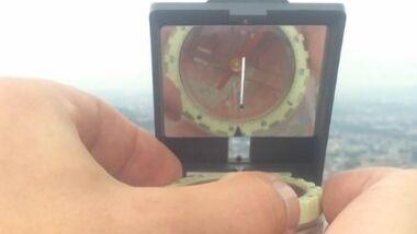 OD 2014 Orientierung Karte Kompass Teaserbild