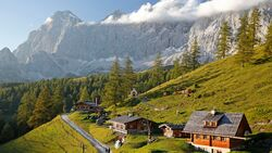 OD 2014 Rundwanderweg Dachstein Österreich Schladming Wandern