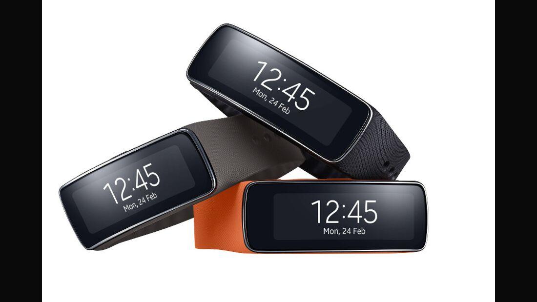 OD 2014 Samsung Fitness Armband Gear Fit
