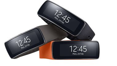 OD 2014 Samsung Fitness Armband Gear Fit