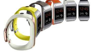 OD-2014 Samsung Smartwatch-Uhr-Galaxy Gear