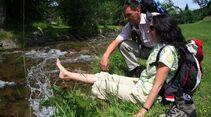 OD 2014 Schluchtensteig Tourimus Wandern