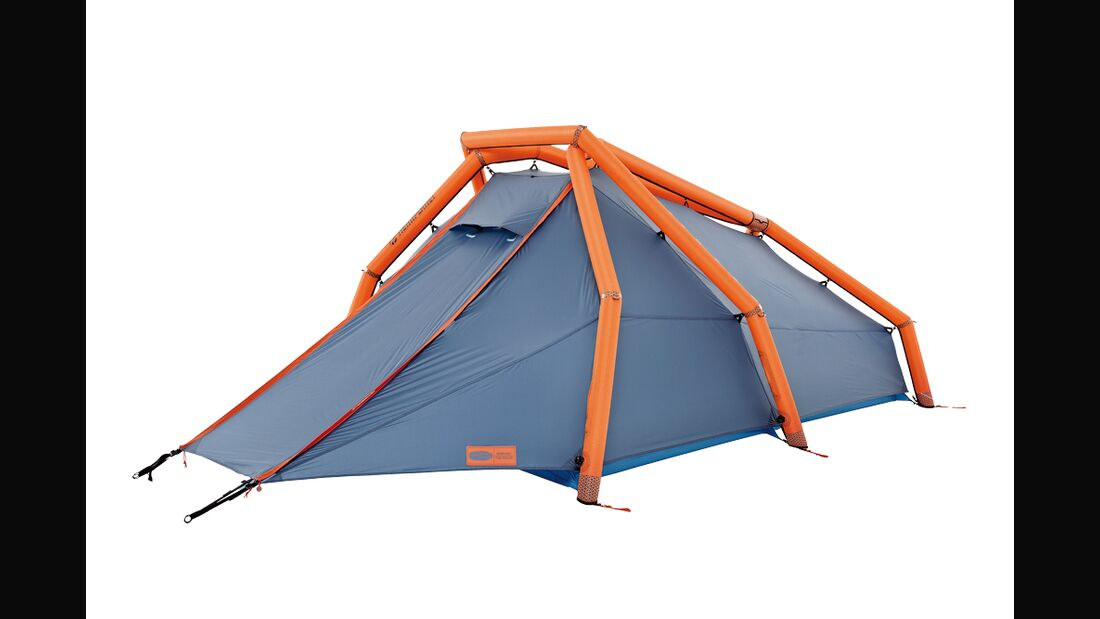 OD 2014 The Wedge Heimplanet Pumpzelt Aufblaszelt Luftpumpe Camping Test Aufmacher