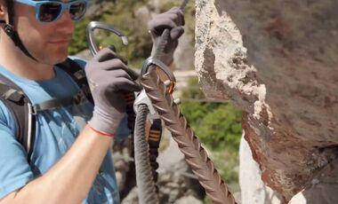OD 2014 Video Klettersteig Ramsau Dachstein