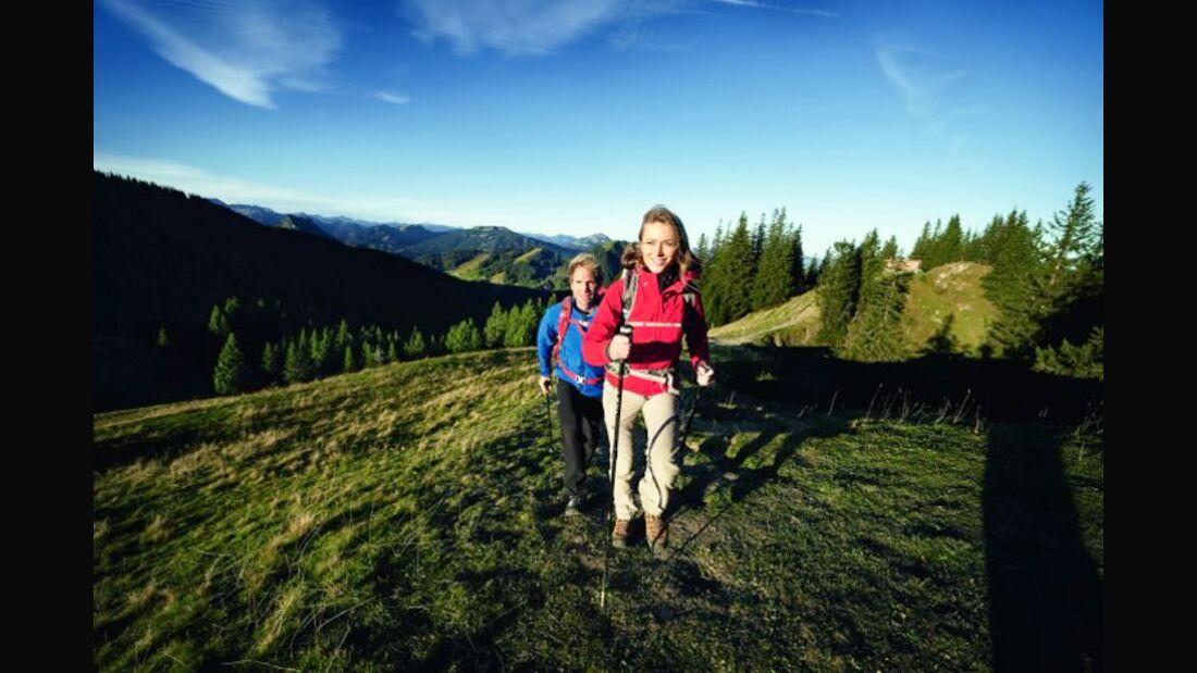 OD 2014 Wandern im Allgäu Wanderweg
