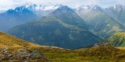 OD 2014 Zillertaler Alpen Tal Gipfel