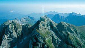 OD 2015 Appenzellerland Säntis Wandern Impressionen 1