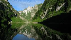 OD 2015 Appenzellerland Säntis Wandern Impressionen 3 Fahlensee
