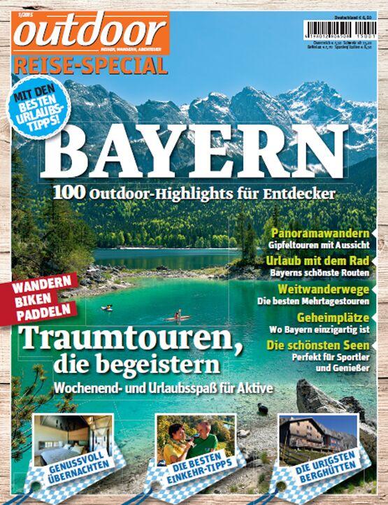 OD 2015 Bayern Sonderheft Cover Titel