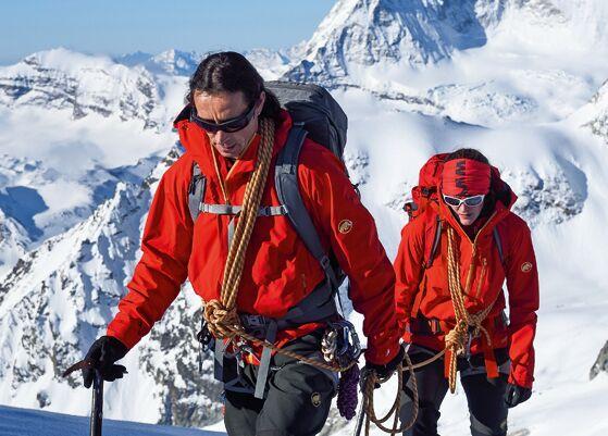 OD 2015 Gletscher Matterhorn Mammut Leseraktion Aufmacher Wandern Trekking