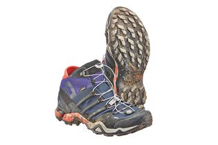 quality products best online on feet at Testbericht: Adidas Terrex Fast R Mid (Testsieger) - outdoor ...