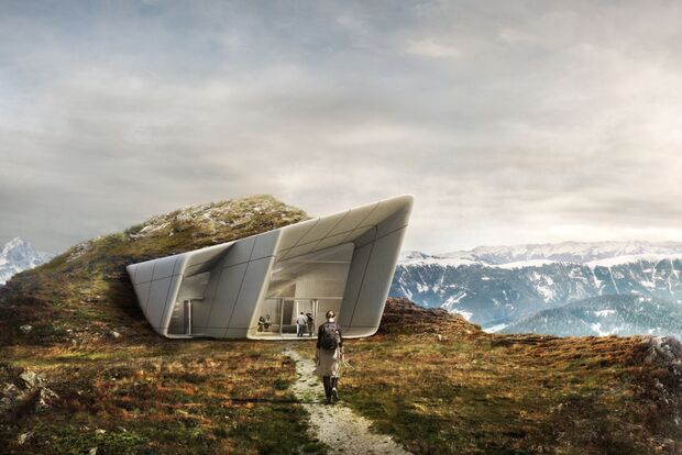 OD 2015 Messner Mountain Museum Corones Kronplatz Eröffnung 5
