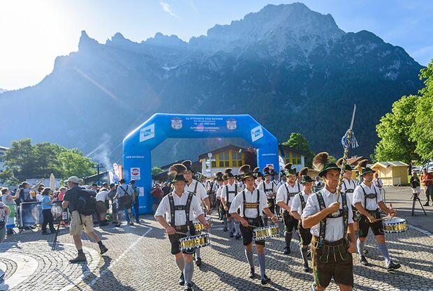 OD 2016 24 Stunden von Bayern Start