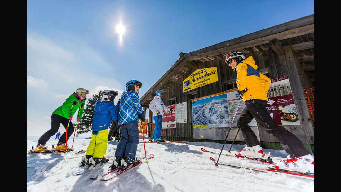 OD 2016 Bayern Winter Special Kids on snow 1