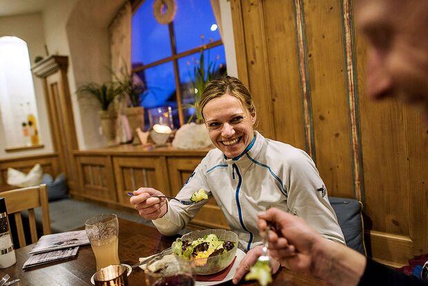 OD 2016 Bayern Winter Special Langlauf Wirtschaft Essen