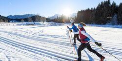 OD 2016 Bayern Winter Special Langlauf in Aktion