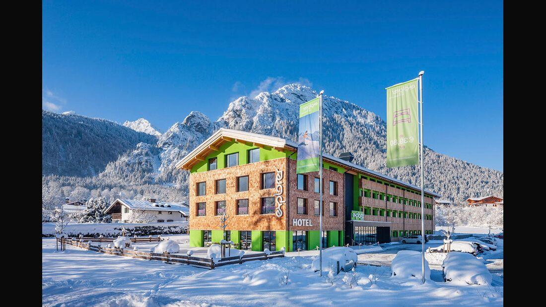 OD 2016 Bayern Winter Special Übernachten Explorer Hotel