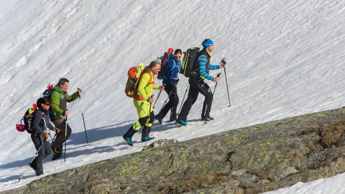 OD 2016 Dachstein Kooperation Gewinnspiel Nachbericht Bergtour Firngleiten mit Andy Holzer 5