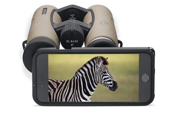 OD 2016 Digiscoper of the year Swarovski Optik Fernglas Smartphone