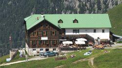 OD 2016 Dolomiten Villnöss Schlüterhütte