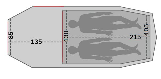 OD 2016 Grundriss Innenraum Rejka Antao 2 Light XL