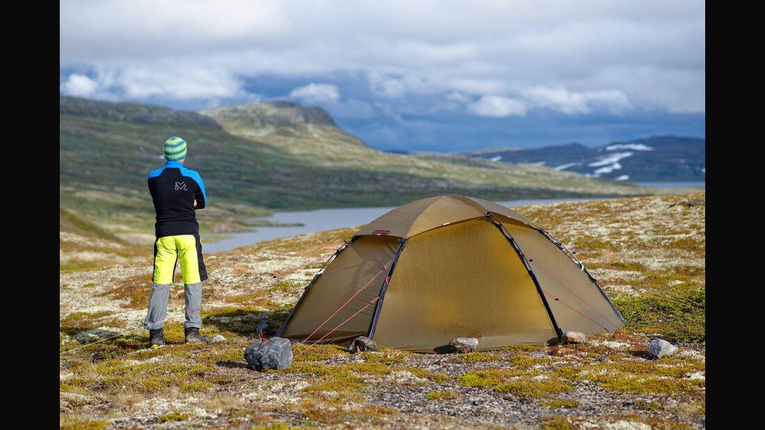 OD 2016 Hardangervidda Norwegen Boris Gnielka Kathleen Richter Trekking Hund Zelten Wildnis 8