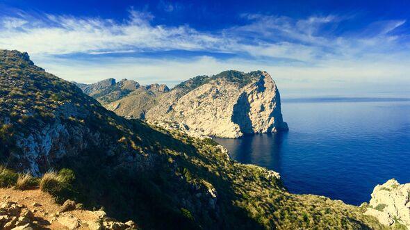 OD 2016 Mallorca Aussichtspunkt Cap Formentor
