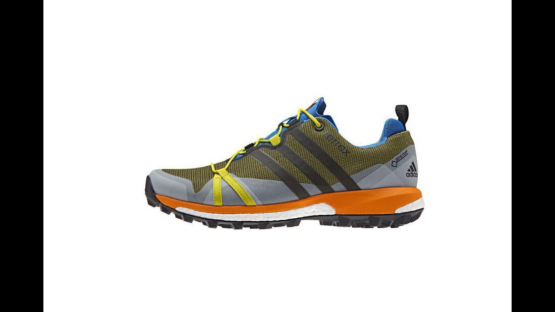 OD 2016 Messe Neuheit Trailrunning Schuh Adidas Terrex Agravic GTX