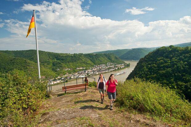 OD 2016 Rhein Burgen Weg Ziehlay