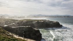 OD 2016 Stille Winkel Galicien Spanien Atlantikküste