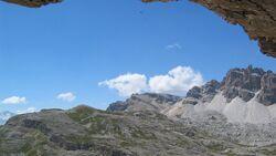 OD 2016 Südtirol Dolomiten Cortina Col dei Bos