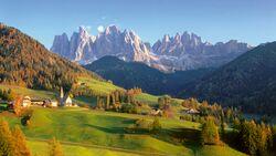 OD 2016 Südtirol Dolomiten Villnöss Herbst
