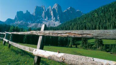 OD 2016 Südtirol Dolomiten Villnösstal Wandern