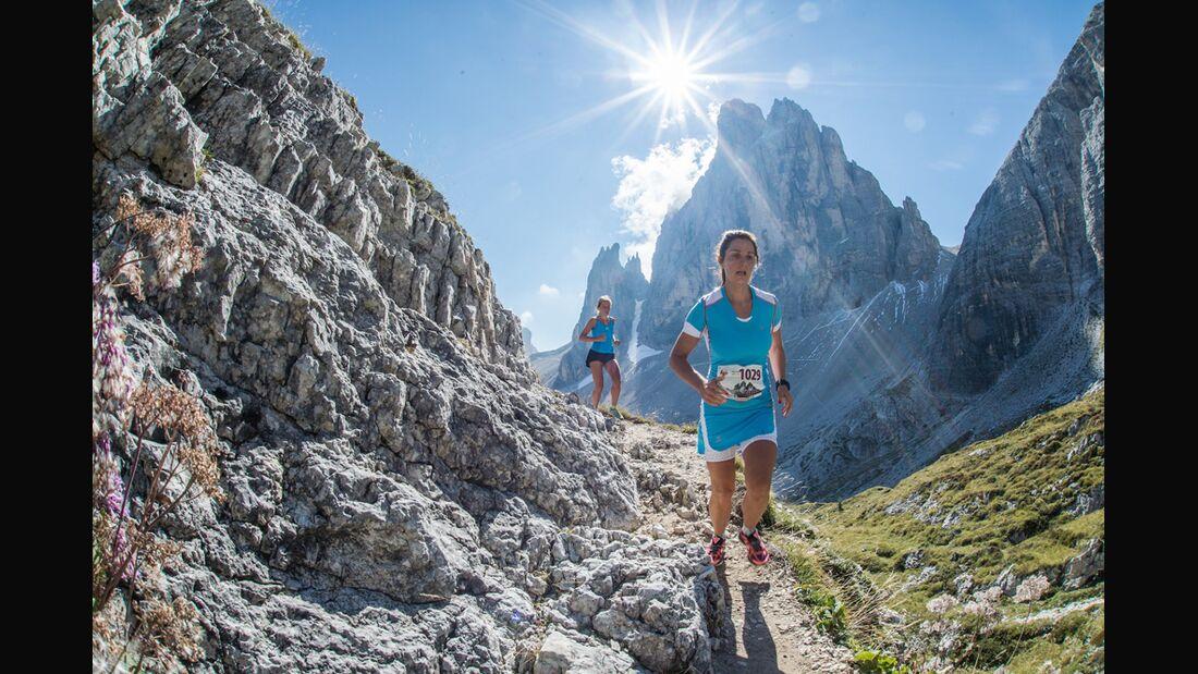 OD 2016 Südtirol Drei Zinnen Alpine Run Berglauf 1