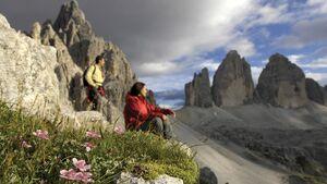 OD 2016 Südtirol Sextener Dolomiten Drei Zinnen Wandern