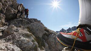 OD 2016 Südtirol Sextener Dolomiten Wandern