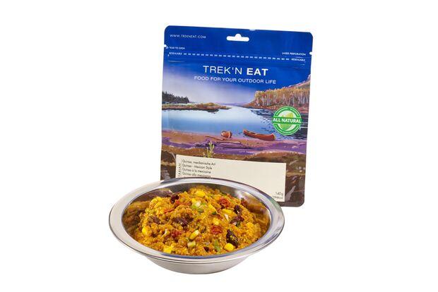 OD 2016 Trek n Eat Vegane Mahlzeit Quinoa