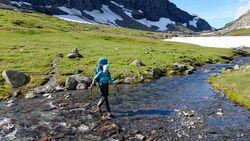 OD 2016 Trekking Hardangervidda Norwegen