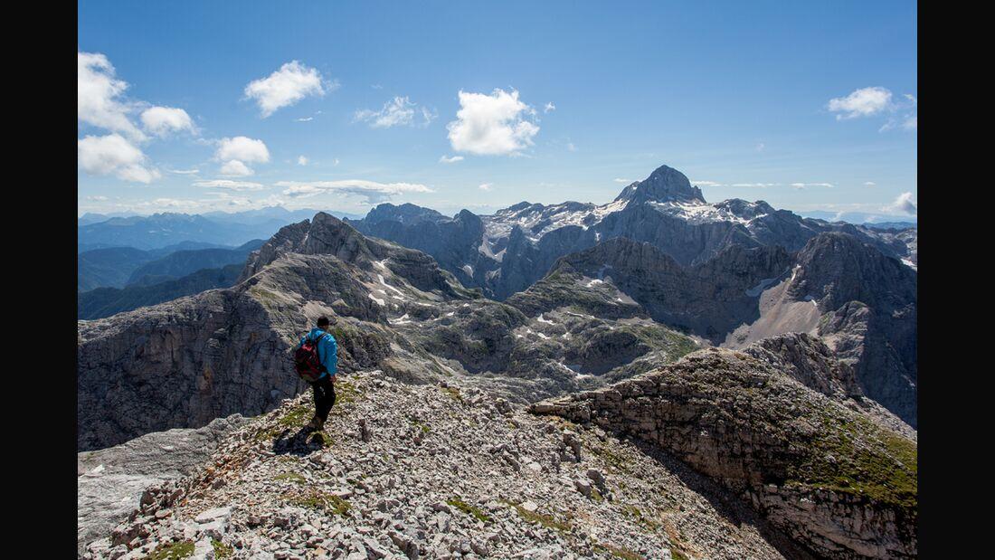 OD 2016 Triglav Nationalpark Wandern Julische Alpen Slowenien