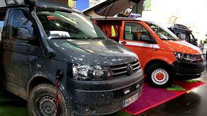 OD 2016 VW auf dem Caravan Salon 2016