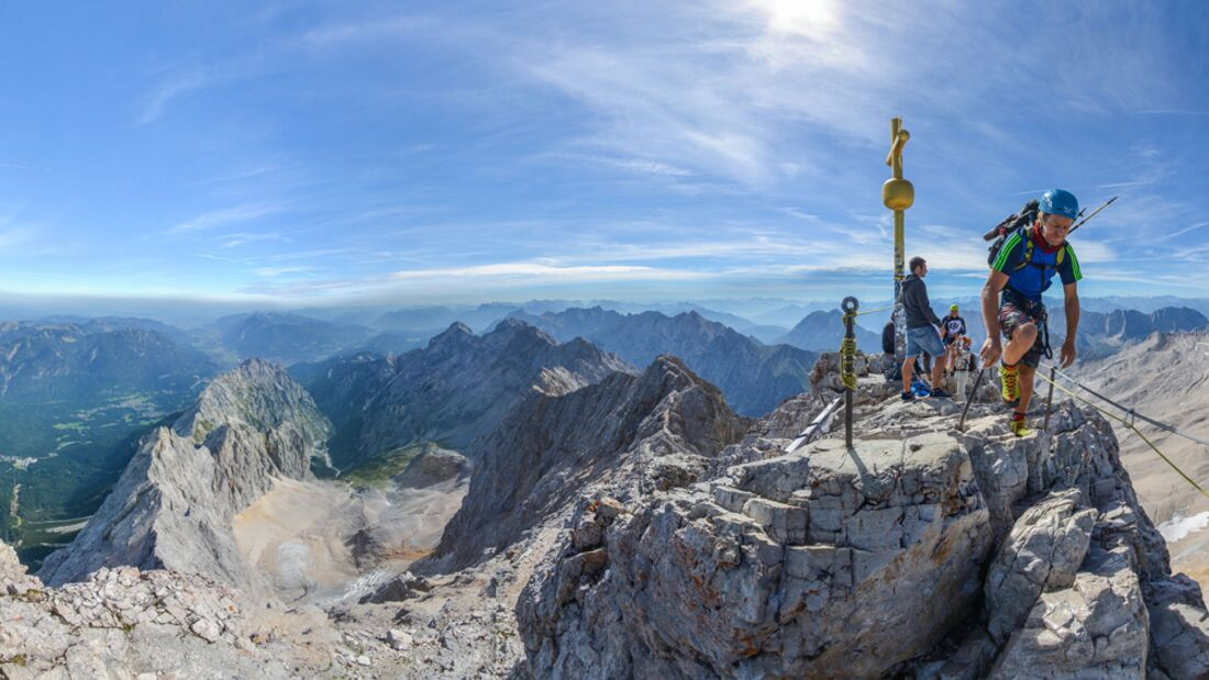 OD 2016 Zugspitze 360 Grad Aufmacher