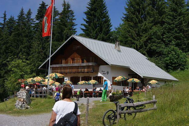 OD 2017 Emser Hütte Bregenzerwald