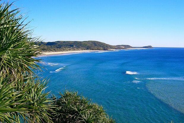 OD 2017 Fraser Island Australien Top-treks Great Walk Trekking Insel
