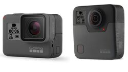 OD 2017 GoPro Fusion + Hero6 Black
