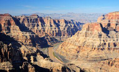 OD 2017 Grand Canyon USA Arizona Colourbox