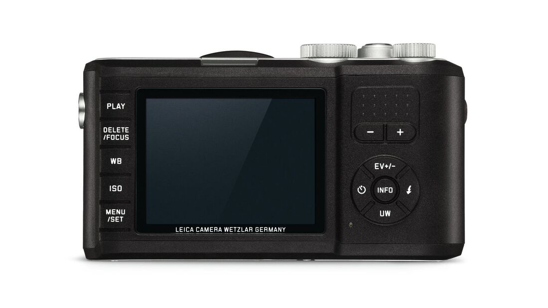 OD 2017 Leica X-U Back Rückseite